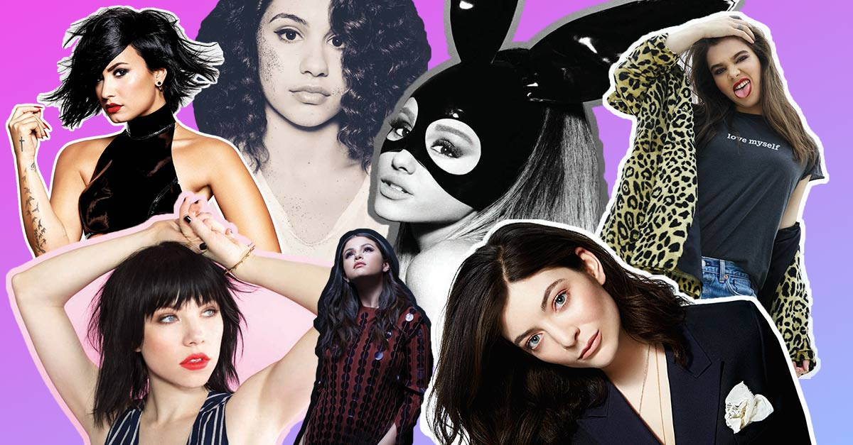 The Young Female Pop Stars Taking The World By Storm | uDiscover