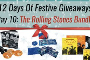 Festive Giveaway Day 10: The Rolling Stones