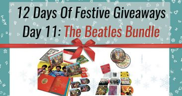 Festive Giveaway Day 11: The Beatles
