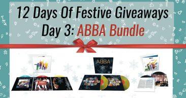 Festive Giveaway Day 3: ABBA Bundle