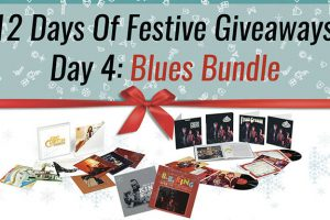 Festive Giveaway Day 4: Blues