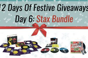 Festive Giveaway Day 6: Stax Bundle