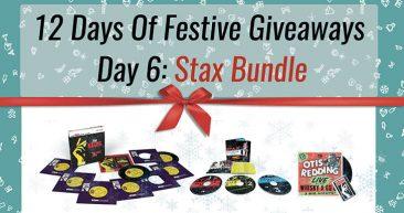 Festive Giveaway Day 6: Stax Bundle