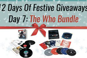 Festive Giveaway Day 7: The Who