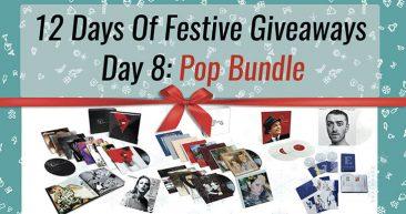 Festive Giveaway Day 8: Pop Bundle