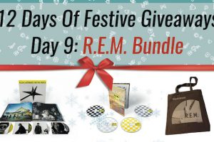 Festive Giveaway Day 9: R.E.M.