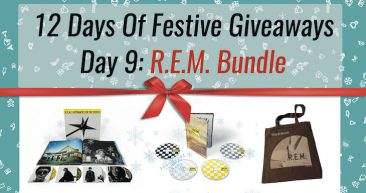 Festive Giveaway Day 9: R.E.M.