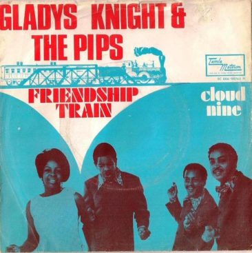 All Aboard 'Friendship Train' With Gladys Knight & The Pips