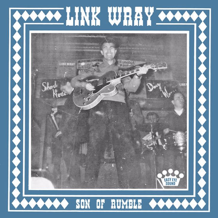 Listen To Lost Sequel To Link Wray Guitar Classic Rumble Udiscover