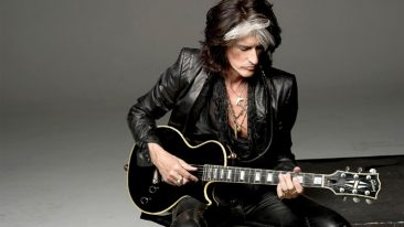 New Joe Perry Solo Album To Feature Guns N'Roses, Cheap Trick Stars