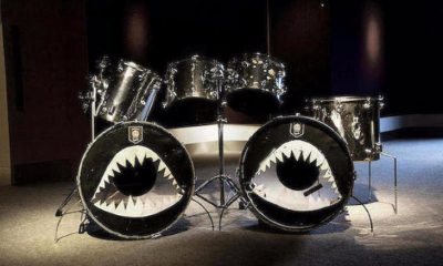 Motörhead Drum Kit Auction