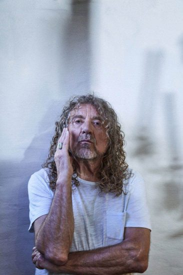 Robert Plant To Be Honoured At 2018 UK Americana Awards