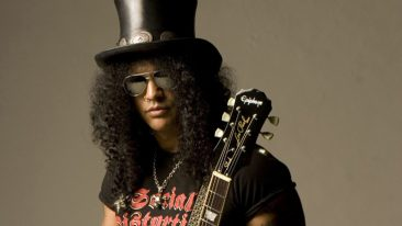 Guitars Signed By Slash, Def Leppard's Viv Campbell To Be Auctioned For Charity
