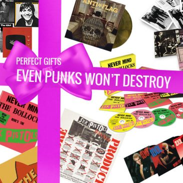 Perfect Christmas Gifts Even Punks Won't Destroy