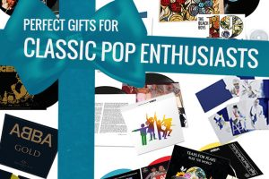 Perfect Christmas Gifts For Classic Pop Enthusiasts