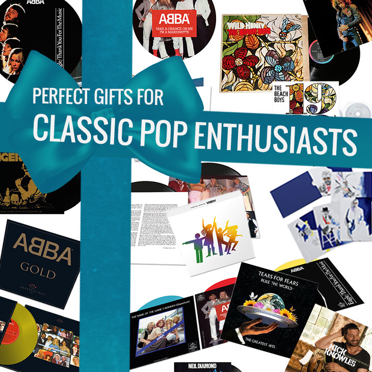 Gifts for pop music fans - uByte