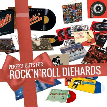 Perfect Christmas Gifts For Rock'n'Roll Diehards