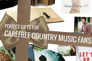 Perfect Christmas Gifts For Carefree Country Fans
