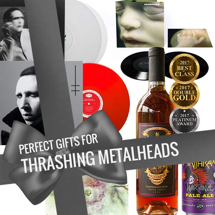 Gifts For Metal Music Lovers