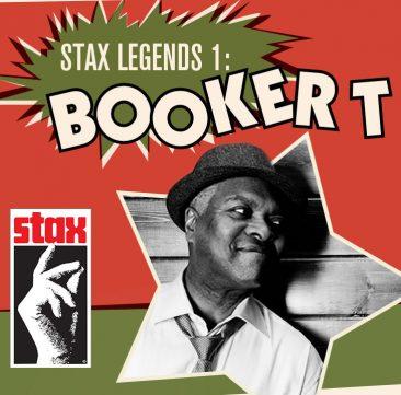 Stax Legends 1: Booker T