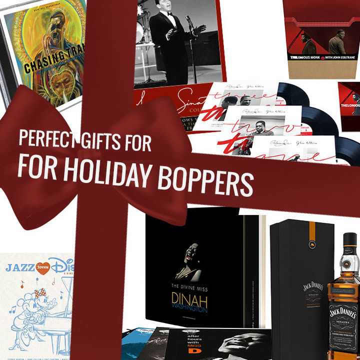gifts for jazz music lovers