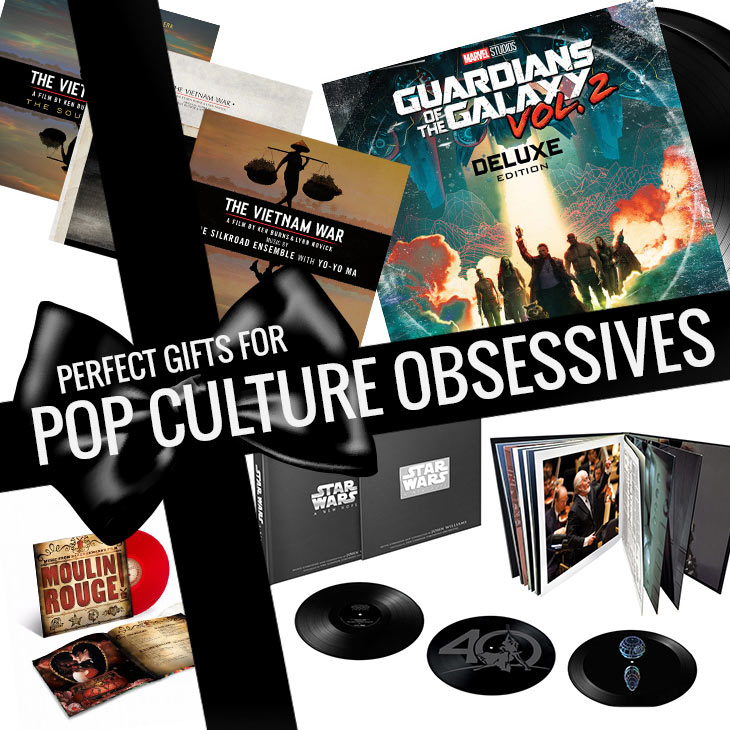 Perfect Christmas Gifts For Pop Culture Obsessives