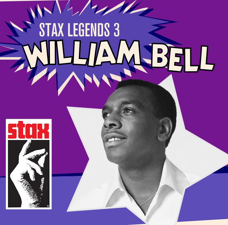 Stax Legends 3: William Bell