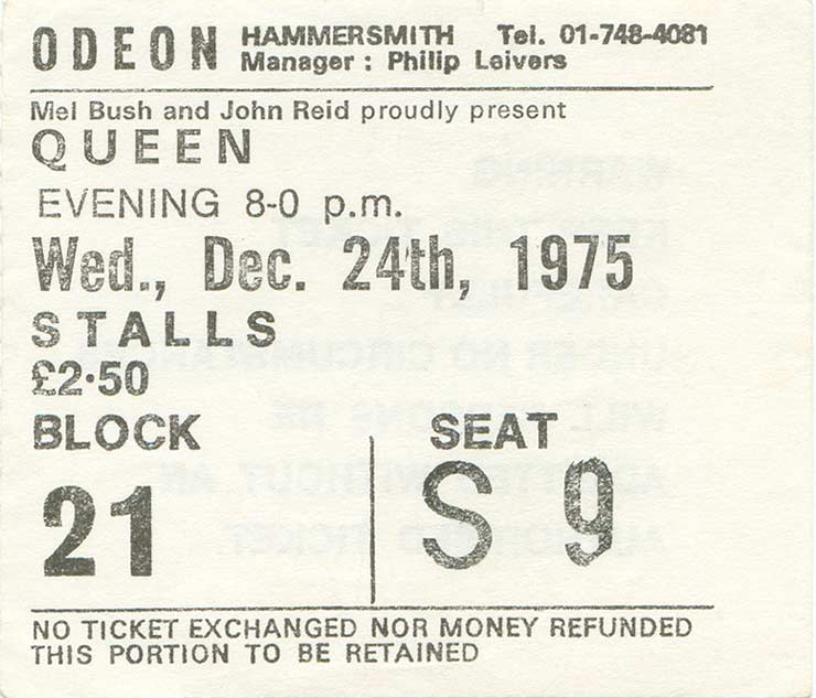 1975-12-24 Queen A Night At The Odeon Ticket web optimised 740