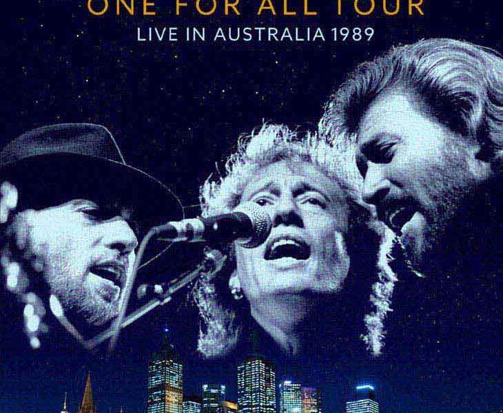 Bee Gees Australia DVD