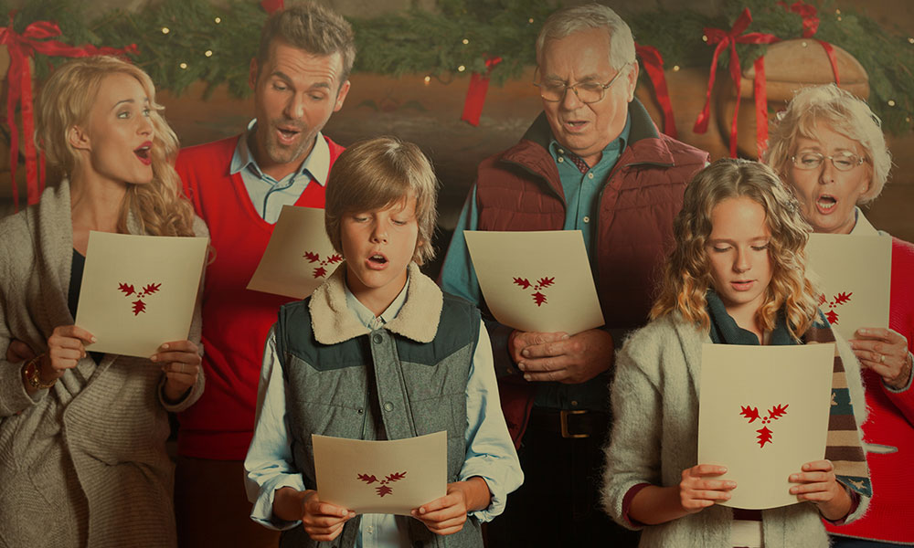 Christmas Caroling.Best Christmas Carols An Essential Seasonal Playlist