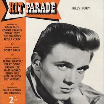 Billy Fury Hit Parade