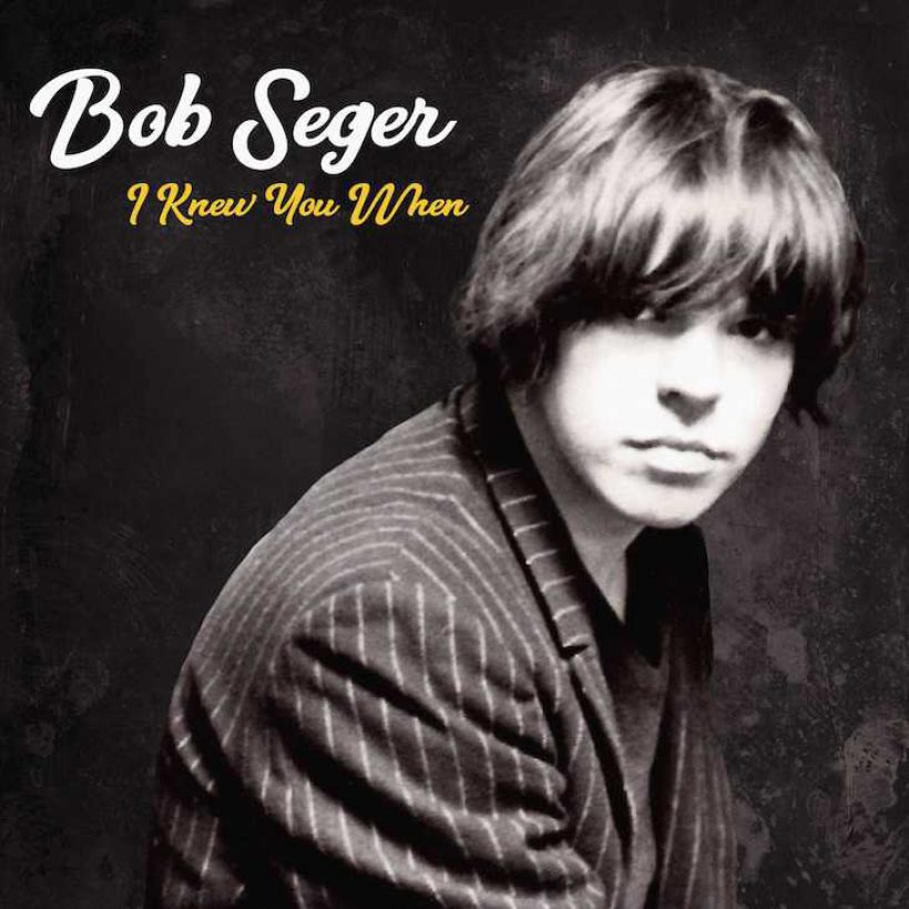 Bob Seger I Knew You When Cover