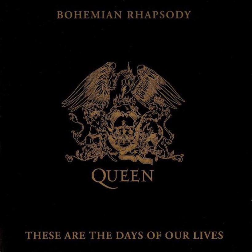 Bohemian Rhapsody 1991 reissue