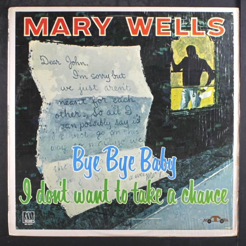 Bye Bye Baby Mary Wells