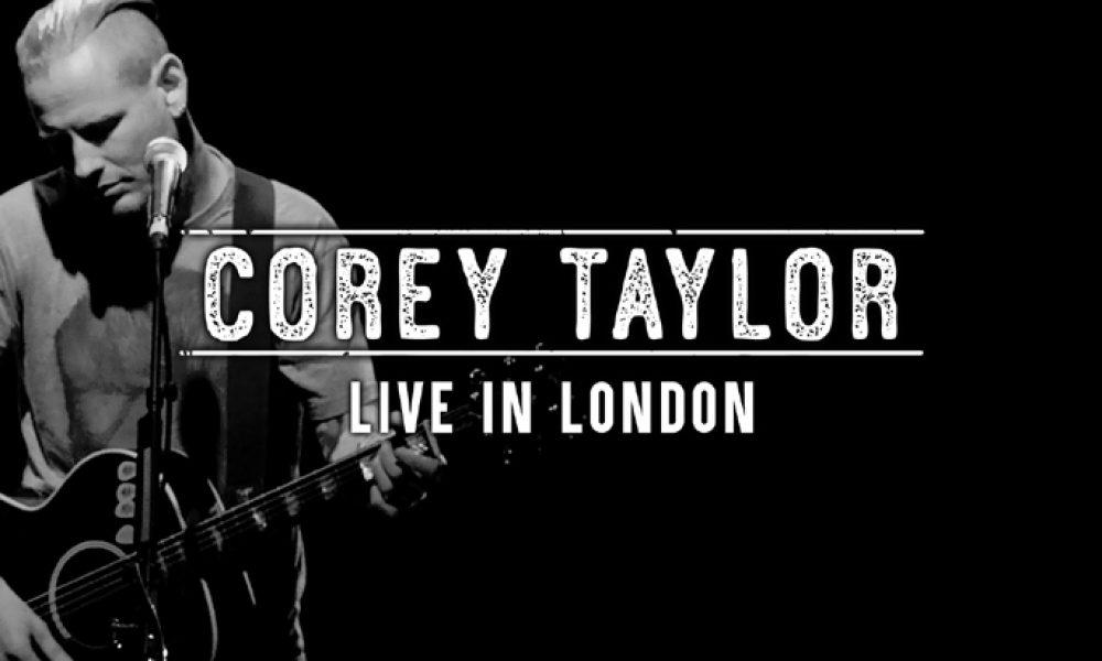 Corey Taylor Acoustic Set