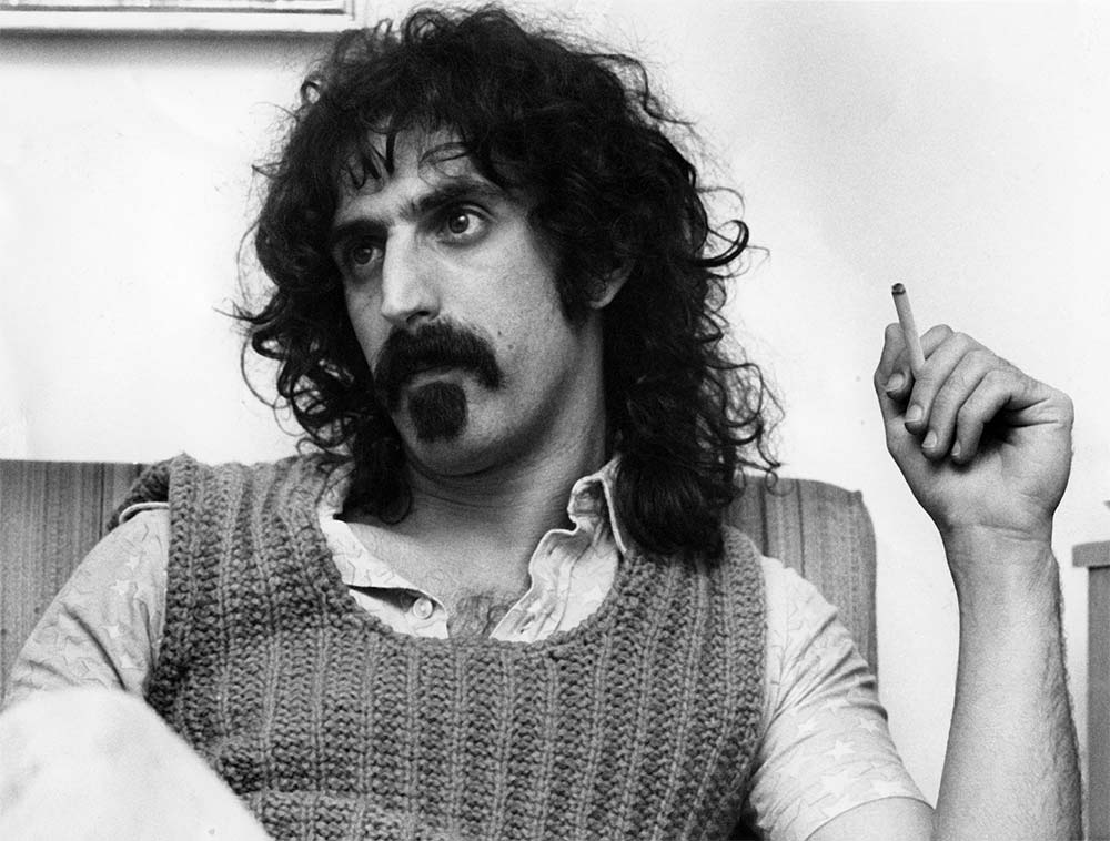 Best Frank Zappa songs featured image web optimised 1000