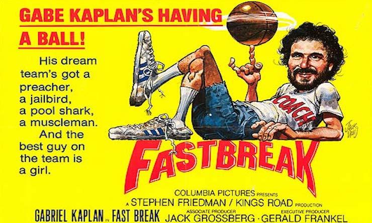 Fastbreak poster