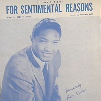 For Sentimental Reasons Sam Cooke