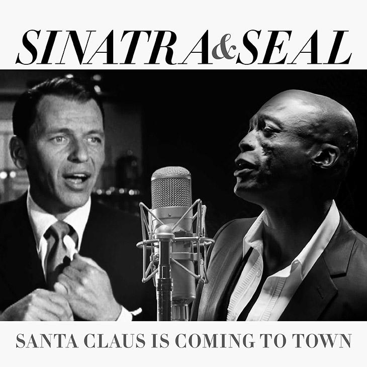 Frank Sinatra Seal Duet