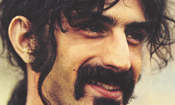 Frank Zappa Burnt Weeny