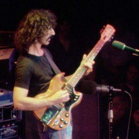 Frank Zappa Roxy live