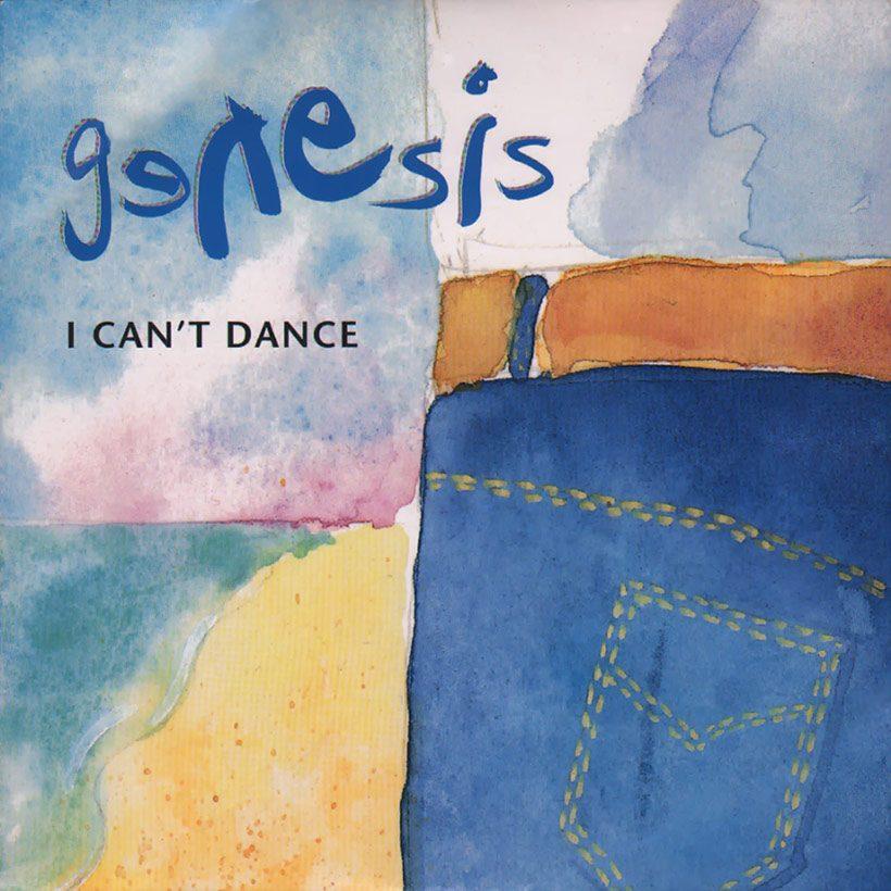 Genesis I Can't Dance single artwork web optimised 820