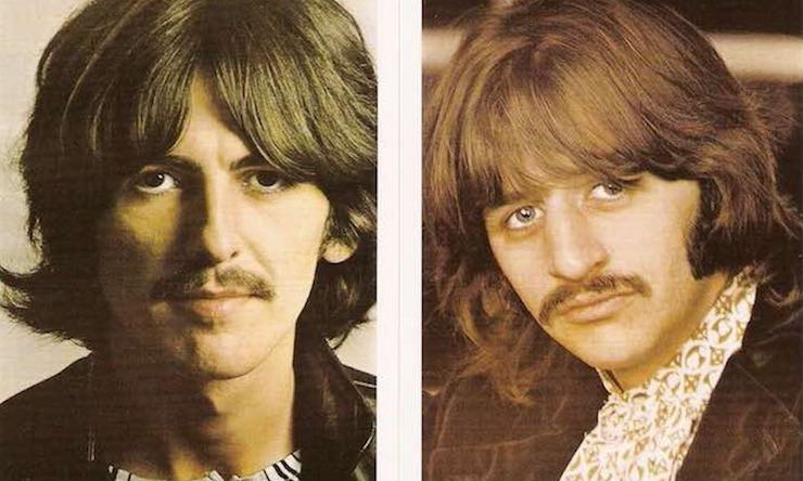 George Ringo White Album