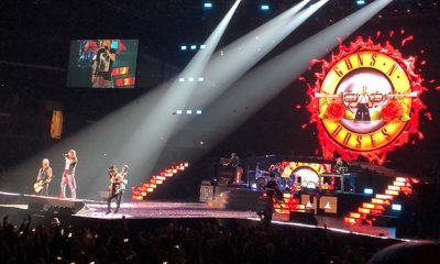 Guns N Roses Not In This Lifetime Tour Las Vegas 2017