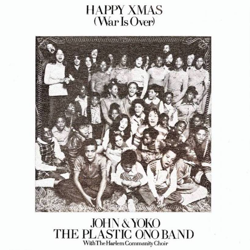 Happy Xmas War Is Over So This Is Christmas With John And Yoko