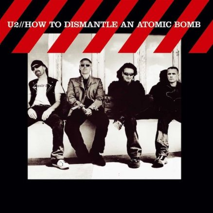 How To Handle An Atomic Bomb U2