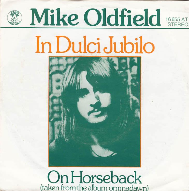 In Dulci Jubilo Mike Oldfield