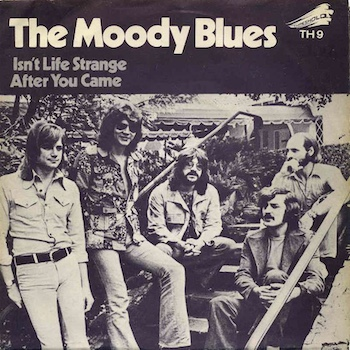 Isnt Life Strange Moody Blues