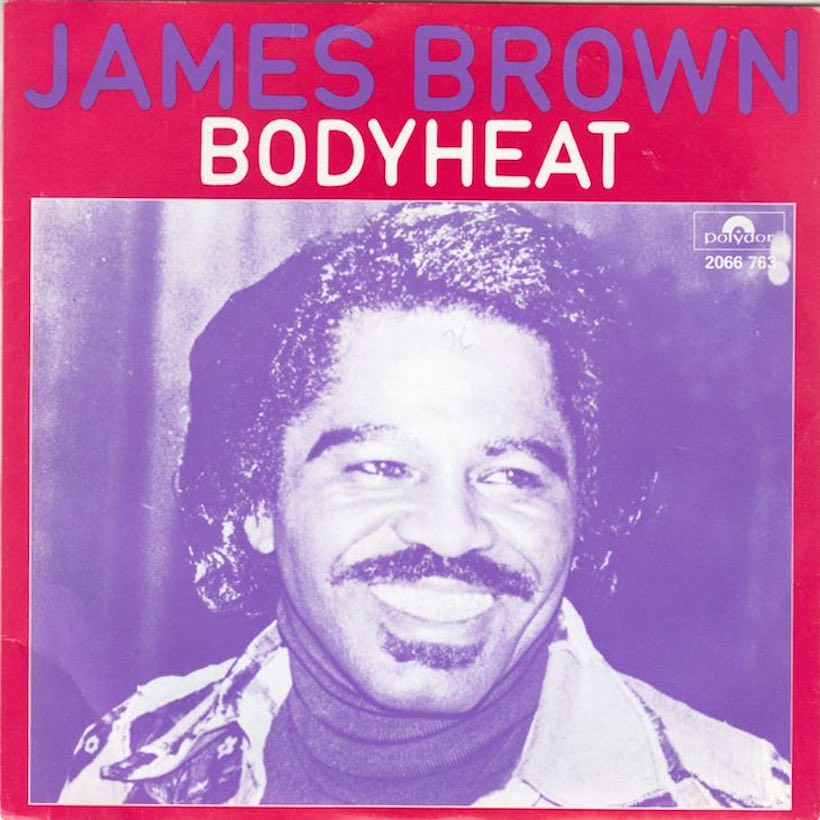 'Bodyheat': Godfather James Brown Turns Up The Temperature