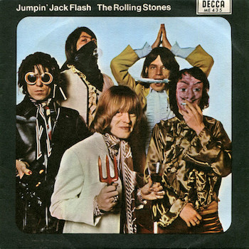 Jumpin' Jack Flash Rolling Stones